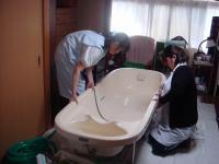 訪問入浴介護/障がい者訪問入浴